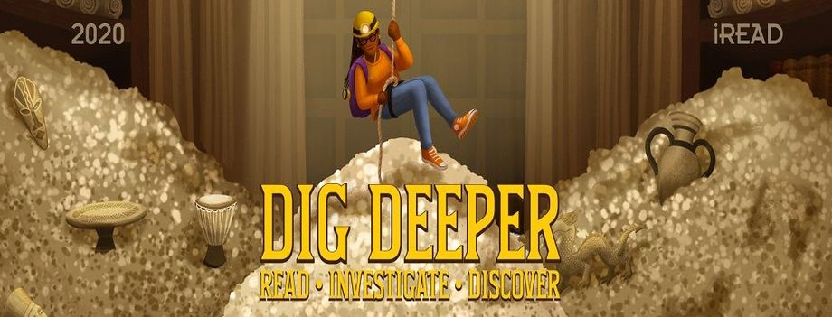 Dig Deeper : Read, Investigate,  Discover