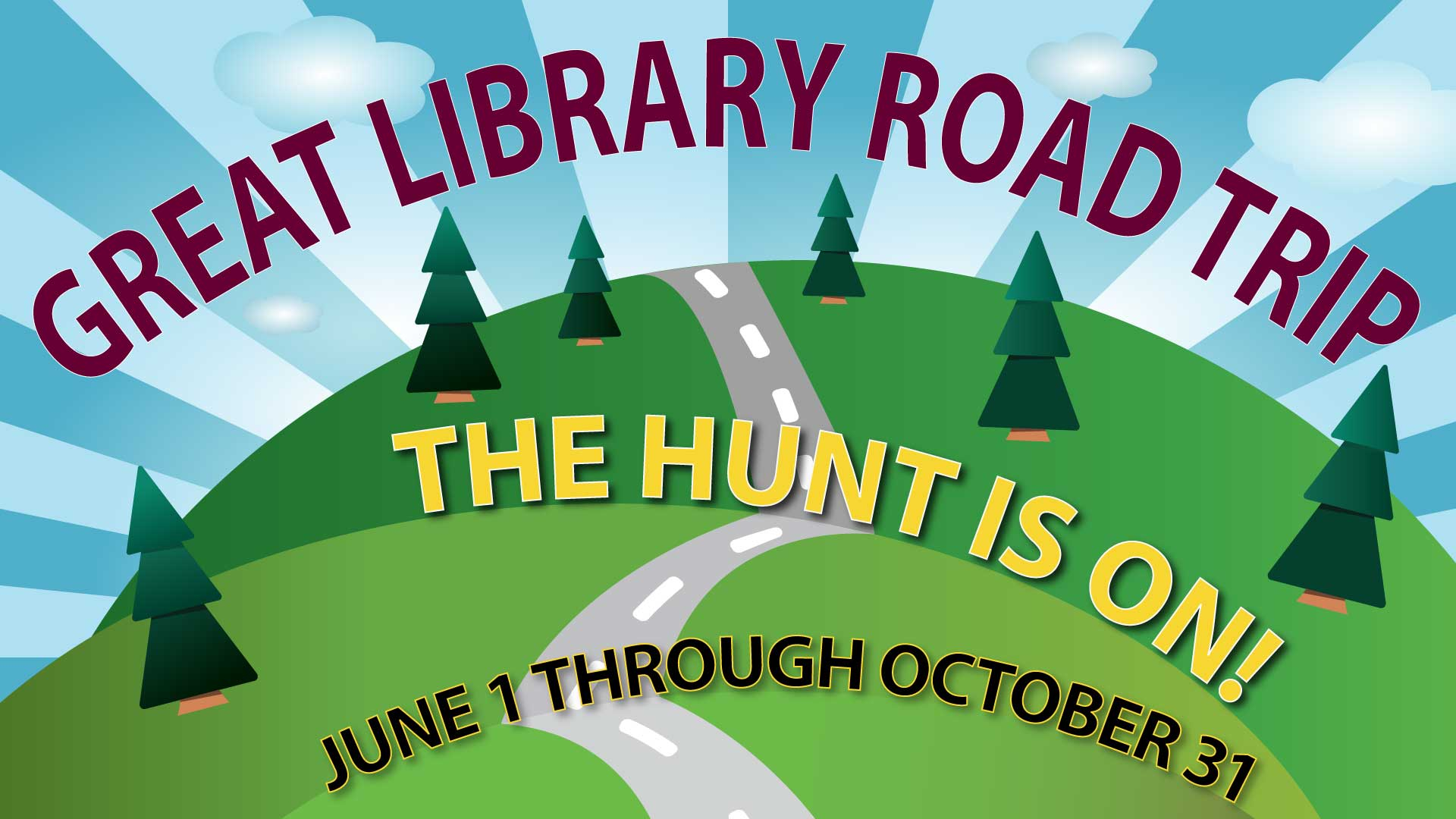 Great Library Road Trip