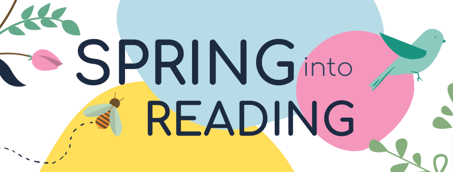 Spring into Reading: Book Challenge
